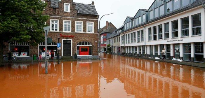 Η κλιματική αλλαγή κάνει φονικότερες τις πλημμύρες στην Ευρώπη