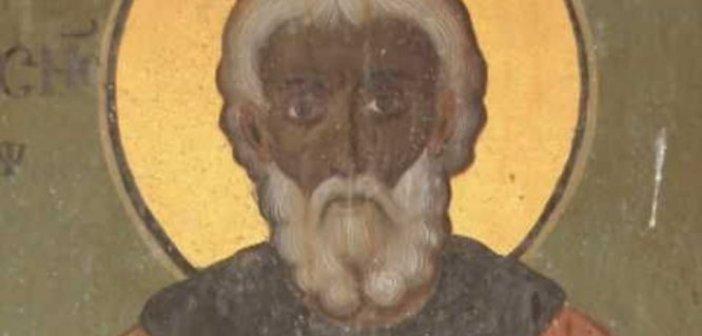 Σήμερα 28 Αυγούστου εορτάζει ο Όσιος Μωυσής ο Αιθίοπας