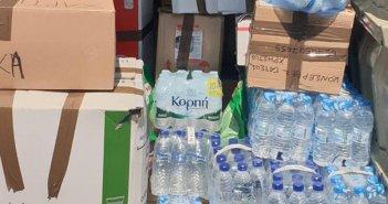 Άκτιο – Βόνιτσα: Συγκέντρωση ειδών πρώτης ανάγκης για τους πυρόπληκτους της Ηλείας