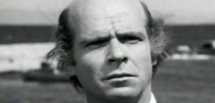 Πέθανε ο ηθοποιός Μπαμπης Ανθόπουλος