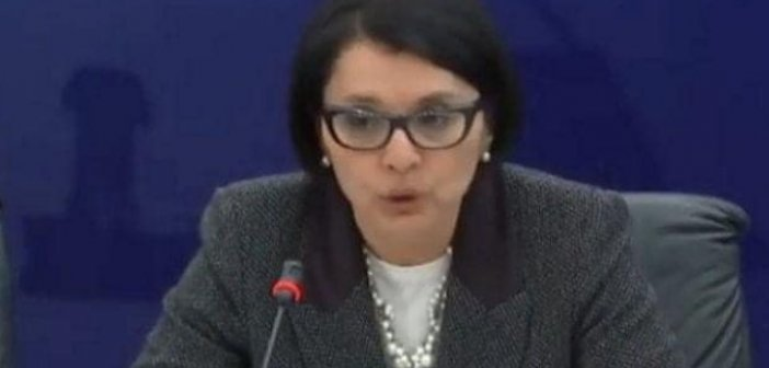 Θέρμο: Εκδήλωση με ομιλήτρια την Καθηγήτρια της Νομικής Σχολής του Πανεπιστημίου Αθηνών και Πρόεδρο της Επιτροπής Ανθρωπίνων Δικαιωμάτων του ΟΗΕ