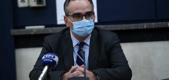 Κοντοζαμάνης: Για όσους υγειονομικούς δεν εμβολιαστούν, ο νόμος θα εφαρμοστεί!