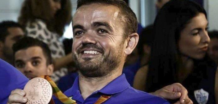 Παραολυμπιακοί Αγώνες – Δημήτρης Μπακοχρήστος: «Για την Ελλαδάρα»