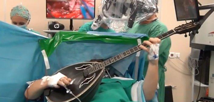 Θεσσαλονίκη: 37χρονος έπαιζε μπουζούκι την ώρα χειρουργείου εγκεφάλου