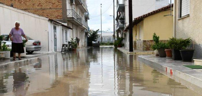 Εννέα μήνες μετά η απόφαση για τη στεγαστική συνδρομή για τις πλημμύρες στο Μεσολόγγι