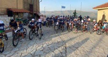 Κατούνα: Μεγάλη συμμετοχή στην ποδηλατοδρομία!