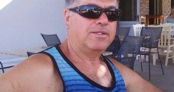 Θλίψη στην Ναύπακτο: Πέθανε από κορωνοϊό ο  57χρονος Μάκης Σανιδάς
