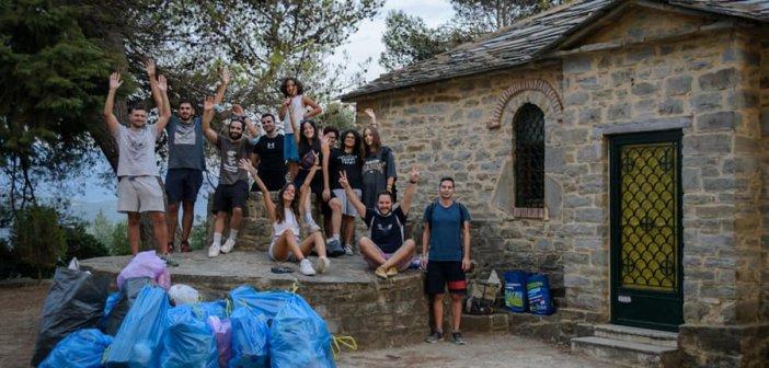 Αγρίνιο – Save Your Hood: Η εθελοντική ομάδα που μάζεψε 1.700 λίτρα σκουπιδιών στην Αγία Μαρίνα (ΦΩΤΟ)