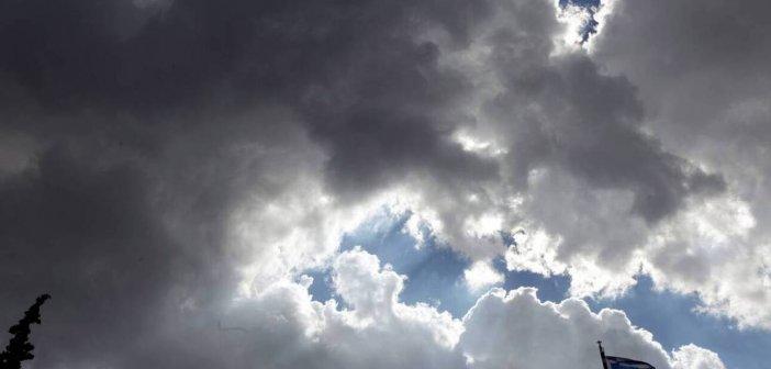 Kαιρός: Βροχές και καταιγίδες στο μεγαλύτερο μέρος της χώρας