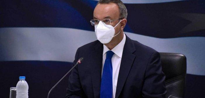 Σταϊκούρας: «Όχι» Σταϊκούρα σε lockdown – Πιθανή επέκταση του «παγώματος» της εισφοράς αλληλεγγύης