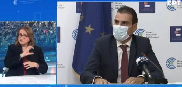 Θεμιστοκλέους: Το 49% των πολιτών έχει εμβολιαστεί πλήρως έναντι του κορωνοϊού