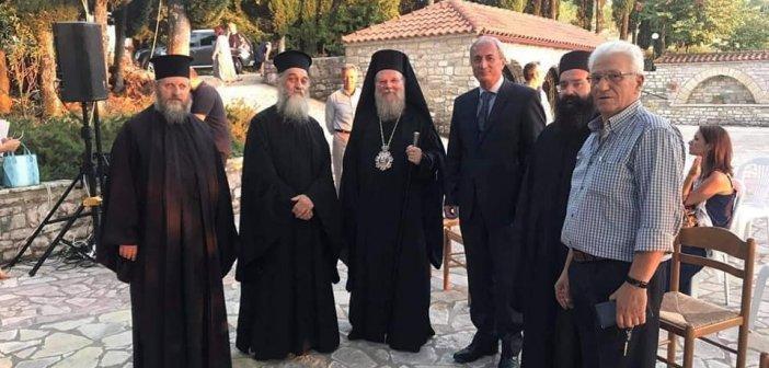Θέρμο: Ξεκίνησαν οι θρησκευτικές εκδηλώσεις για τις γιορτές Αγίου Κοσμά Αιτωλού