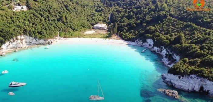 Βουτούμι: Η παραλία του Ιονίου που πρέπει να επισκεφθείς (video)
