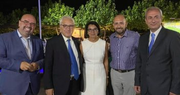 Θέρμο: Με επιτυχία η εκδήλωση με την Πρόεδρο της Επιτροπής Ανθρωπίνων Δικαιωμάτων του ΟΗΕ (ΦΩΤΟ)