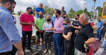 Οι αποφάσεις της αυτοψίας στα γεφύρια του Αιτωλικού: Στόχος νέα γεφύρια
