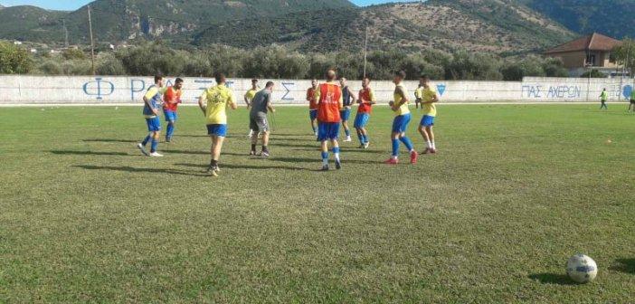 Πρέβεζα: Φιλικό παιχνίδι ο Παναγρινιακός με τον Αχέροντα Καναλακίου (ΔΕΙΤΕ ΦΩΤΟ)