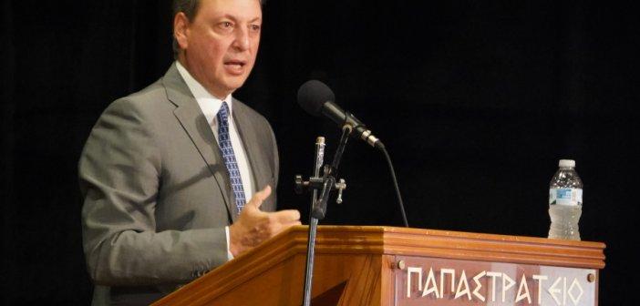Σπ. Λιβανός: Η πολιτική μας στηρίζεται στην αλήθεια και στα έργα- Η πολιτική των υποσχέσεων πέθανε!