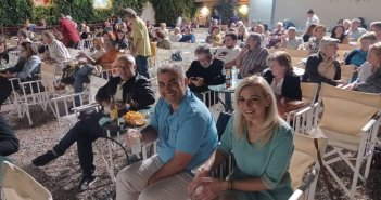 «Μια μπομπίνα αναμνήσεις» – Η ιστορική διαδρομή του κινηματογράφου στο Αγρίνιο (εικόνες)