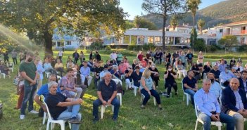 """Πολιτική εκδήλωση στη Ναύπακτο με θέμα """"Οι ζωντανές Μνήμες και η Παρακαταθήκη"""" του Κώστα Καρακώστα"""