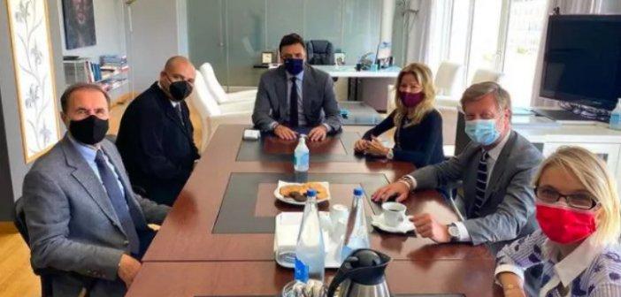 Είδαν Μητσοτάκη και Κικίλια τα μεγάλα αφεντικά της επένδυσης στην Πογωνιά