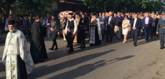 Αγρίνιο: Τιμάται η μνήμη των θυμάτων της Μικρασιατικής Καταστροφής στον Άγιο Κωνσταντίνο