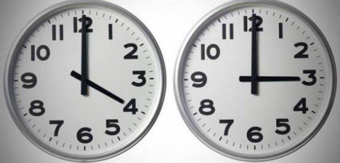 Αλλαγή ώρας – Τι θα συμβεί τελικά φέτος ;
