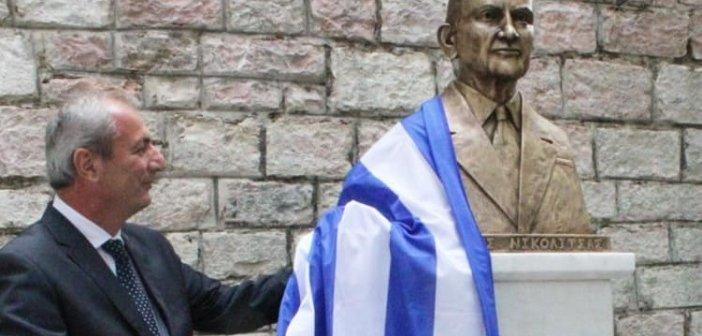 Τιμήθηκε η προσφορά του Ιωάννη Νικολίτσα στο Θέρμο