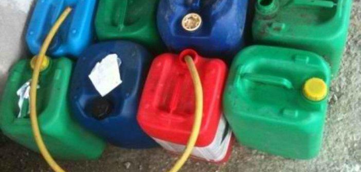 Αγρίνιο: Έκλεψαν 40 λίτρα πετρέλαιο και συνελήφθησαν