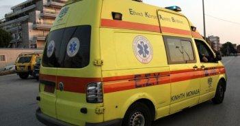 Πάτρα: Στο νοσοκομείο με τραύματα στην κοιλιά από εκπυρσοκρότηση όπλου