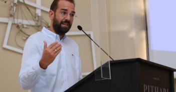 N.Φαρμάκης: «Η Τριχωνίδα, επίκεντρο και αφετηρία ανάπτυξης για όλη την Αιτωλοακαρνανία και τη Δυτική Ελλάδα»