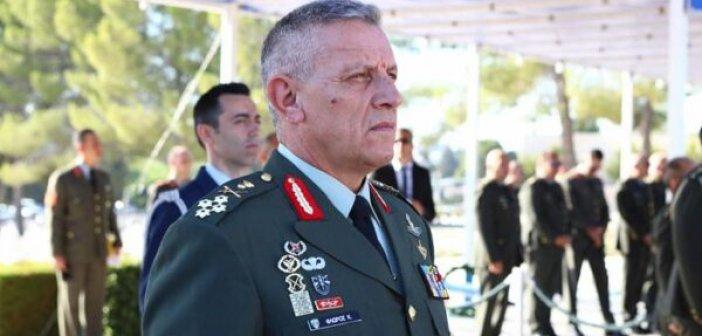 Ο Αρχηγός ΓΕΕΘΑ Κ. Φλώρος αύριο στο Αιτωλικό για τα αποκαλυπτήρια της προτομής του Γ. Καραϊσκάκη