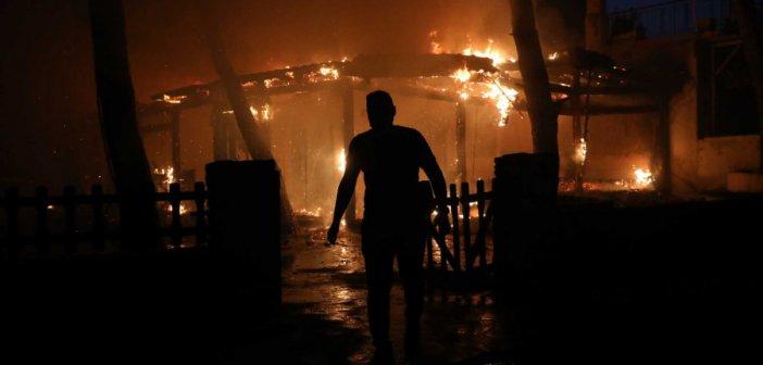 Φωτιά στη Βαρυμπόμπη: Πέθανε εγκαυματίας – Κατέληξε μετά από 38 ημέρες στη ΜΕΘ