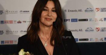 Στην Ελλάδα η Μόνικα Μπελούτσι για τον ρόλο της ως Μαρία Κάλλας