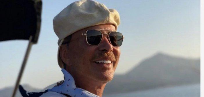 «Κάποιοι θα χάσουν τον ύπνο τους»: Ο Λάκης Γαβαλάς έγραψε βιβλίο για τις μέρες του Κορυδαλλού – Τι λέει για τον Ακη