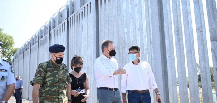 Στο Φράχτη ο Σπ. Λιβανός