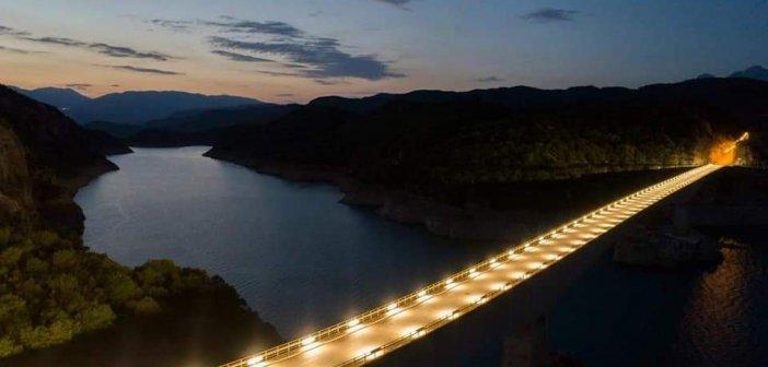 Επετειακό πολυθέαμα λόγου, μουσικής και χορού στη γέφυρα Τατάρνας