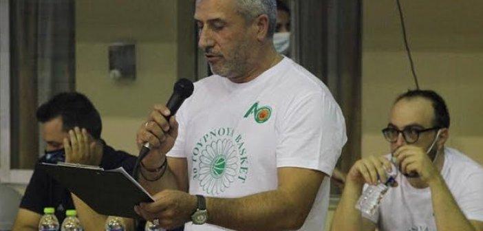 """Ο Αντιπρόεδρος του ΑΟ Αγρινίου για το 3ο τουρνουά """"Μαργαρίτα Σαπλαούρα"""" (VIDEO)"""