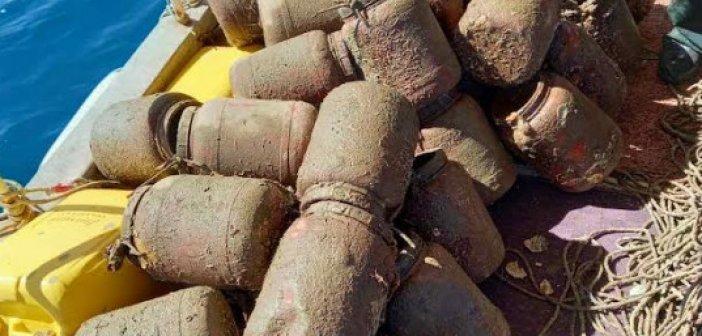 Κρυονέρι: Εντοπίστηκαν και κατασχέθηκαν 290 παράνομες ιχθυοπαγίδες