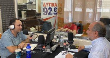Απ. Κατσιφάρας: Ο Φαρμάκης δεν έχει όραμα και στρατηγική για την Περιφέρεια
