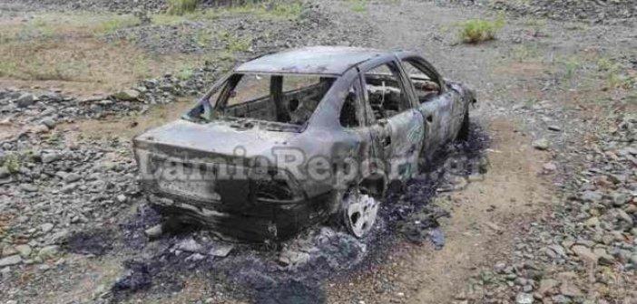 Φθιώτιδα: 36χρονος βρέθηκε απανθρακωμένος μέσα στο αυτοκίνητό του