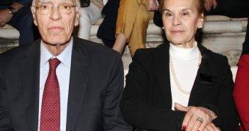 Βασίλης Λεβέντης: Αποκάλυψη της συζύγου του – Δεν έκανε το εμβόλιο γιατί είχε ανεπάρκεια νεφρών