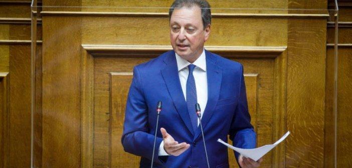 Σπ. Λιβανός για ΣΥΡΙΖΑ: Μόνο ως κόμμα «αντί» μπορείτε να υπάρχετε