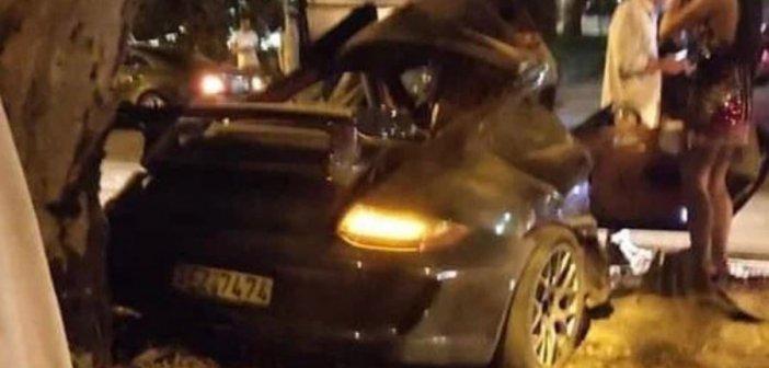 Mad Clip: Θρίλερ με το αυτοκίνητο που τον ακολουθούσε μέχρι τη στιγμή της σύγκρουσης