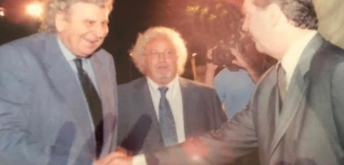 Ανδρέας Δ. Μακρυπίδης: Στην μνήμη του Μίκη Θεοδωράκη
