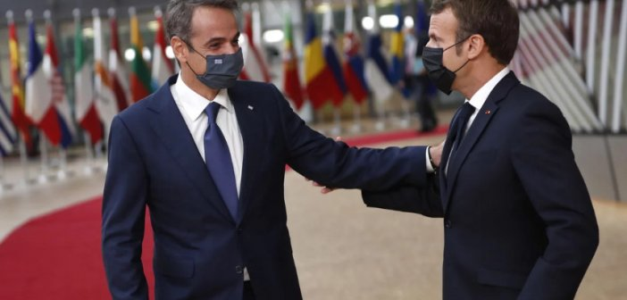 Μητσοτάκης-Μακρόν ανακοινώνουν αύριο αμυντική συμφωνία: Η Ελλάδα αγοράζει τρεις γαλλικές φρεγάτες Belharra