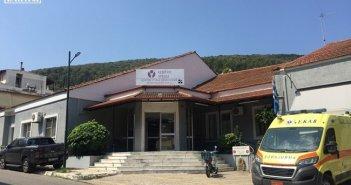 Νεκρός 32χρονος στο Κέντρο Υγείας Αμφιλοχίας