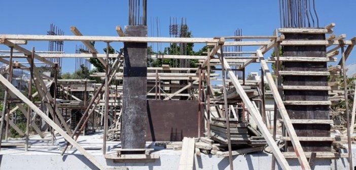 Η οικοδομική δραστηριότητα στην Αιτωλοακαρνανία – Στα «πάνω» τους τα παράλια