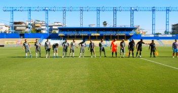 ΚΥΠΕΛΛΟ ΕΛΛΑΔΑΣ: Παναγρινιακός – ΑΟ Τρικάλων 0-0 (α' ημίχρονο)