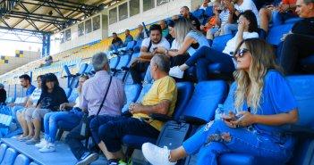 Παναγρινιακός: Φωτορεπορτάζ από τον αγώνα Κυπέλλου στο γήπεδο του Παναιτωλικού