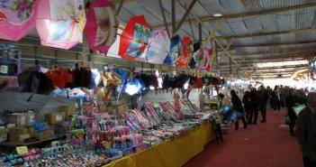 Ναύπακτος: Δεν θα πραγματοποιηθούν ούτε φέτος τα παζάρια